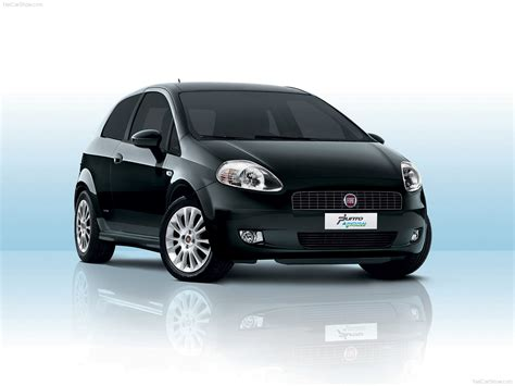 Fiat Grande Punto Natural Power Picture 58871 Fiat