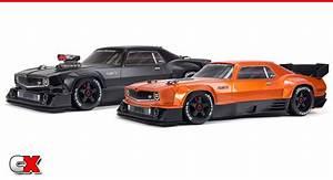 Arrma Felony 1  7 Scale Street Bash Muscle Car