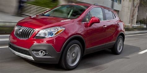 Buick Recalls Encores Because Steering Wheel May Fall Off