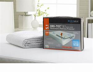 bedgear 51 dri tec moisture wicking full mattress With do mattress protectors work