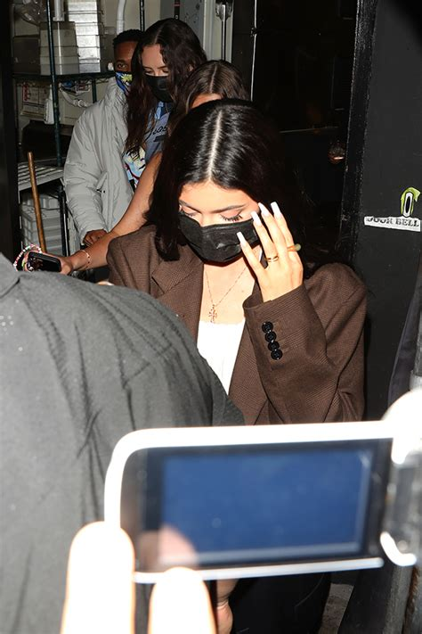 Kylie Jenner Has Awkward Run-In With Ex-Boyfriend Tyga ...