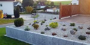 Bilder Mit Steinen : vorgartengestaltung mit steinen ~ Michelbontemps.com Haus und Dekorationen