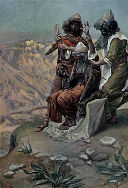 moses   mountain   battle   exodus