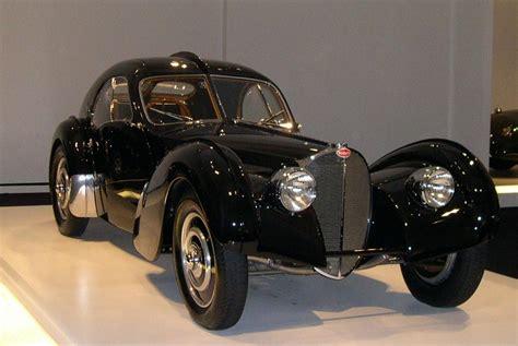 Bugatti Tipo 57 Coupé Atlantic