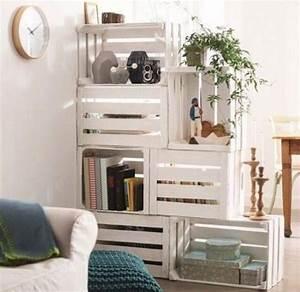 L Art De La Caisse : o trouver des caisses de bois pour sa d co d conome ~ Carolinahurricanesstore.com Idées de Décoration