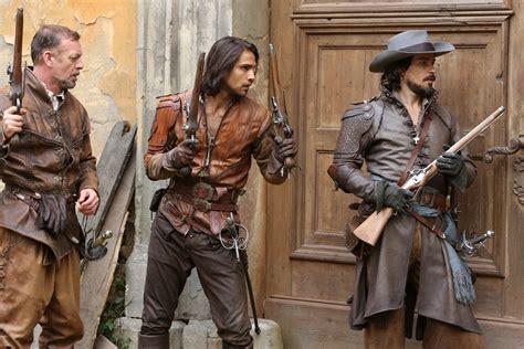 die musketiere die komplette zweite staffel