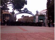 Black Students Block Sather Gate Indybay