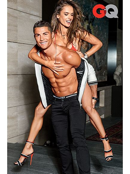 cristiano ronaldo shows abs on cover of gq s
