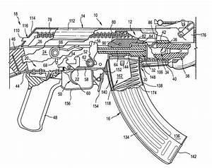 Patent Us7261029 - Firearm Bolt Locking Mechanism
