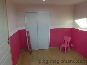revgercom deco chambre peinture pailletee idee With peinture paillet e chambre bebe