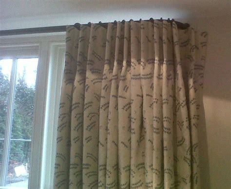 Single Pleat Drapes - single pinch pleat curtains contemporary other metro
