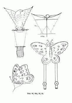 instructions   homemade kites hobbies