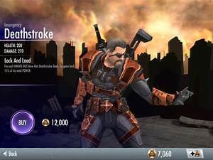 Image - Deathstroke Insurgency iOS.jpg - Injustice:Gods ...