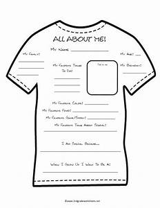 6 best images of free printable all about me posters all for About me template for students