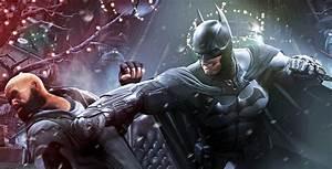 Batman Arkham Origins Characters Tech Geek
