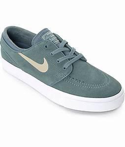 Nike SB Stefan Janoski Hasta & Gold Womens Skate Shoes ...