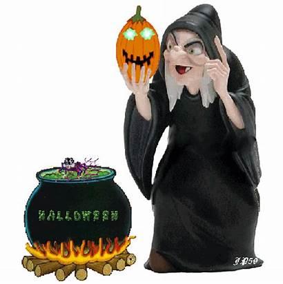 Halloween Sorciere Gifs Obrazki Gify Chaudron Animowane