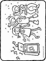 Disco Kleurplaat Kiddicolour Kinderdisco Kleuters Kinderen Kiddimalseite Coloriage Dessin Voor Dansen Childrens Tekening Dansende Ausmalbilder Mewarna07 Enfant Enfants Colouring 01h sketch template