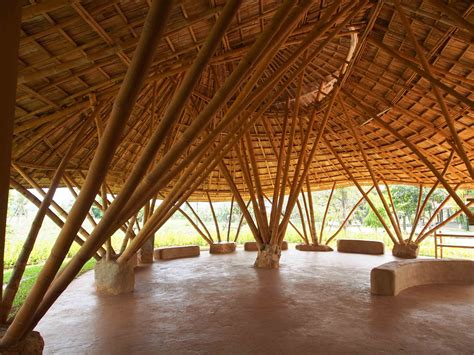 rammed earth floor  panyaprateep bamboo earth architecture chiangmai life construction