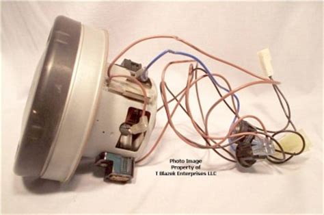 bissell lift vacuum cleaner motor 203 6630 for 3750 6595 6801