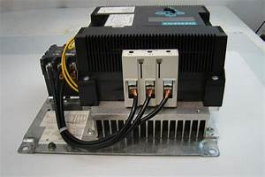 Siemens Elevator Starter Ac Semiconduct Motor Starter 3hp 50  60hz 120