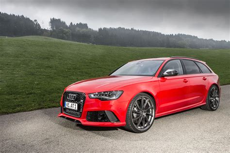 Abt Tuned Audi Rs6 With 515kw And 880nm