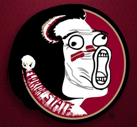 fsu florida state seminole seminoles reddit miami hate logos west virginia georgia lsu carolina face texas notre south meme dame
