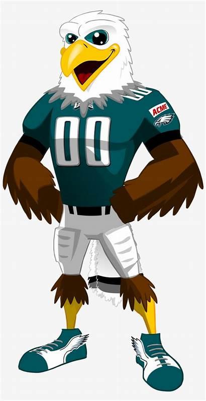 Eagles Philadelphia Mascot Clipart Pngkit