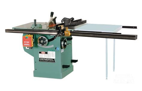 Cabinet Table Saw Canada by General 10 Quot Cabinet Saw