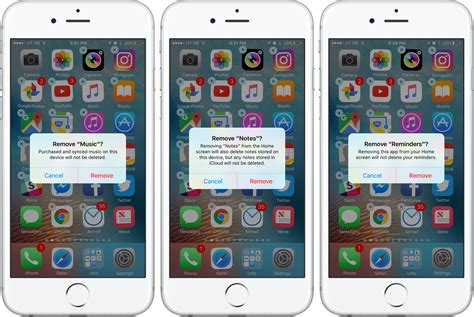 how to clear from phone how to remove built in applications from iphone or