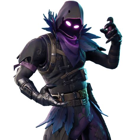 heres   raven outfit   released fortnite