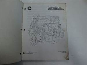 N14 Cummins Fuel System Diagram