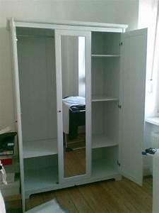 Ikea Aspelund Kleiderschrank : ikea m bel aspelund kleiderschrank 3 t rig wei ~ Yasmunasinghe.com Haus und Dekorationen