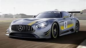 2016 Mercedes Benz AMG GT3 Race Car Photos Specs And