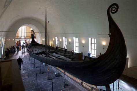 Norways Viking Ships Defied Time But Tourism May Be A