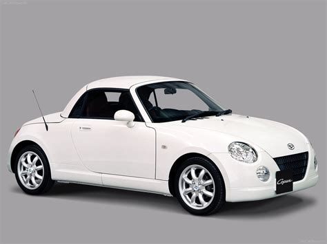 Daihatsu Copen picture # 14 of 17, Front Angle, MY 2007 ...