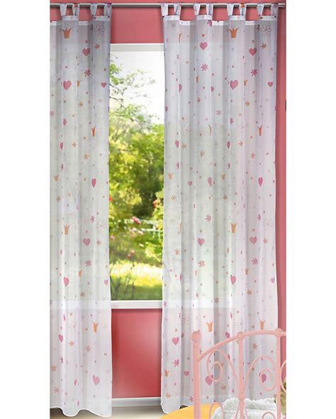 Kinderzimmer Gardinen Vorhänge by Gardine Prinzessin 245 X 140 Cm 1 Schal Mytoys