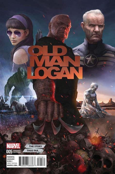 Old Man Logan Vol 2 #5   Old man logan, Wolverine comic ...