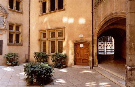 les chambres de l imprimerie garamond le musée de l imprimerie de lyon