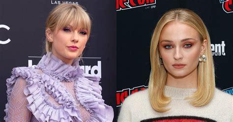 Este fue el encuentro entre Taylor Swift con Sophie Turner
