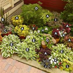 top photos ideas for shade landscape plans landscaping ideas shady corner