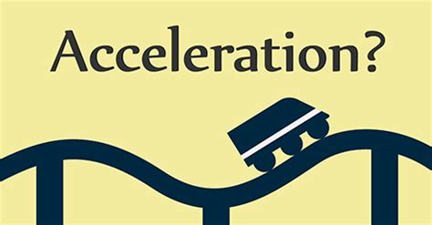 What is Acceleration? - Physics Basics - Practice Papers