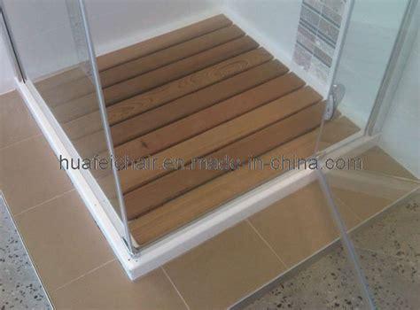 tapis de bain en bois tapis de bain en bois fournis par