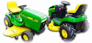 John Deere Riding Mowers  U0026 Lawn Tractors