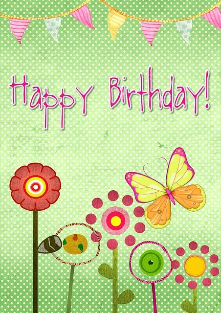 Free Birthday Card Picture by Happy Birthday Card 183 Free Image On Pixabay