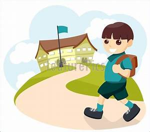 Education: Going To School - Stock Illustration I2226504 ...