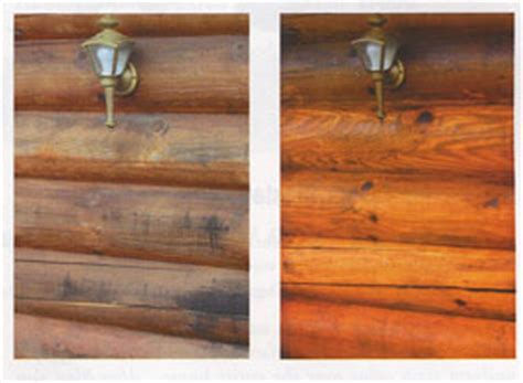 deck brightener oxalic acid log care products log home care and wood protection