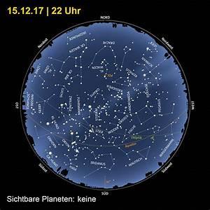 11 Dezember Sternzeichen : der sternenhimmel im dezember 2017 abenteuer ~ Markanthonyermac.com Haus und Dekorationen