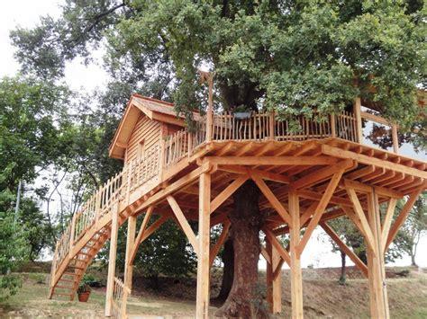 chambre cabane dans les arbres cabane dans les arbres cabane domenge fichous riumayou