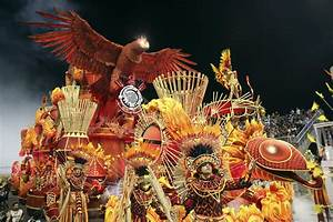Rio kicks off Carnival parade with anti-establishment tone ...